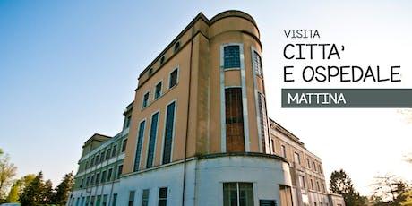 Città e Ospedale | Mattina - Le Giornate Metafisiche 2019 biglietti