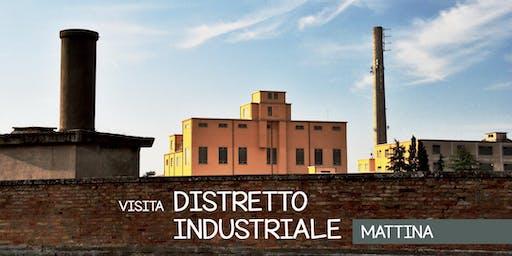 Distretto industriale | Mattina - Le Giornate Metafisiche 2019