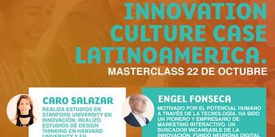 Master Class : El Impacto Económico de la Innovación y el Proceso Social