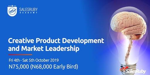 Creative Product Development and Market Leadership