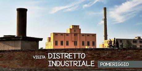 Distretto industriale | Pomeriggio - Le Giornate Metafisiche 2019 biglietti