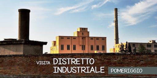 Distretto industriale | Pomeriggio - Le Giornate Metafisiche 2019