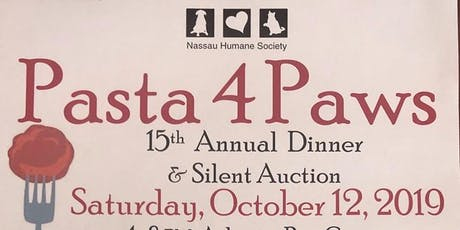 Pasta 4 Paws tickets