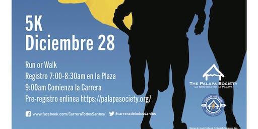 Carrera de Todos Santos 5K Walk/Run