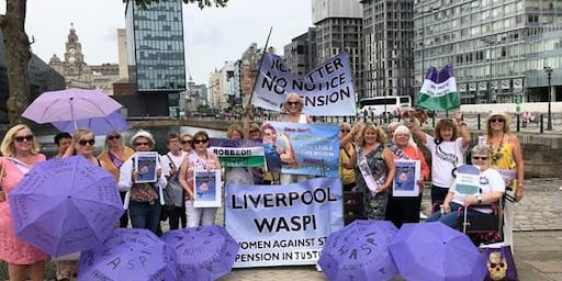 WASPI FUNDRISING FOR JUSTICE