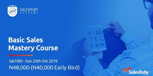 Basic Sales Mastery Course