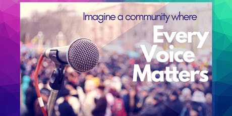Every Voice Matters - Justice Dinner 2019 tickets