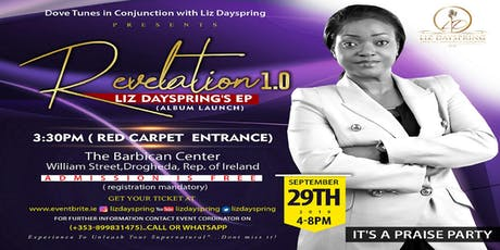 REVELATION 1.0 - Gospel Music Evening with LIZ DAYSPRING tickets