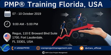 PMP Certification | Training | Course | Florida | October | 2019 tickets
