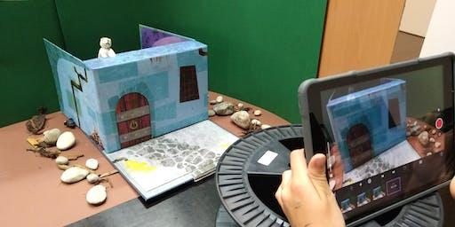 FabLabKids: Ferien-Trickfilm-Werkstatt Kompakt - Stop-Motion-Movies mit dem iPad