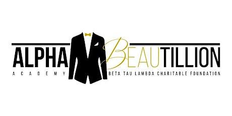14th Annual Alpha Beautillion tickets