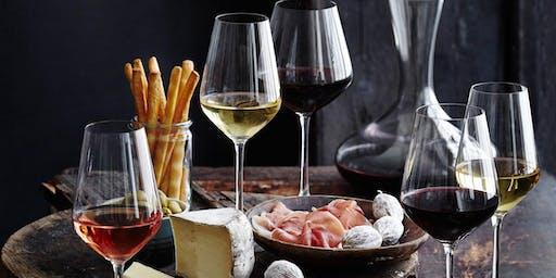 2019 Wine Tasting Social
