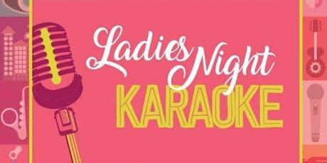 Ladies Karaoke Night tickets