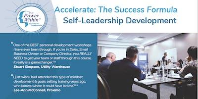 Sales and Leadership Development & Goals Setting Workshops