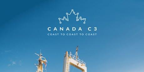 """Canada C3: Coast to Coast to Coast"" Premiere Screening tickets"