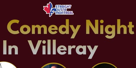 Montreal Show ( Stand Up Comedy ) Comedy All Stars tickets