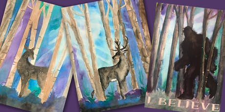 Twilight Forest - Doe, Buck or Bigfoot tickets