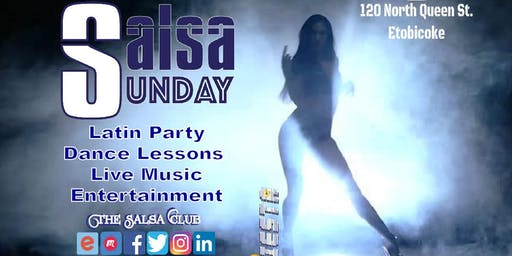 Salsa Sunday | Salsa Dance Lessons & Social Party