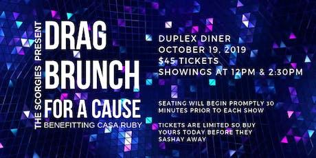 Scorgie Drag Brunch For A Cause Season 2 tickets