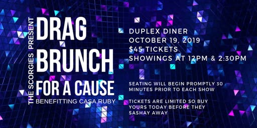 Scorgie Drag Brunch For A Cause Season 2