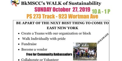 BkMSCC 2019 Walk for Sustainability