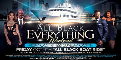 """1ST SATURDAY ALL BLACK WEEKEND""- @VILLAGIO CINEMAS   tickets"
