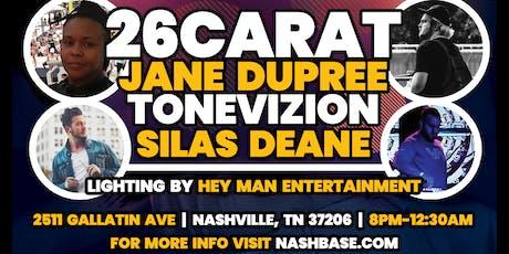 EDM Night @ The Cobra In Nashville (A NashBase Production) tickets