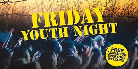 Break Through - Day 1 Youth Night tickets