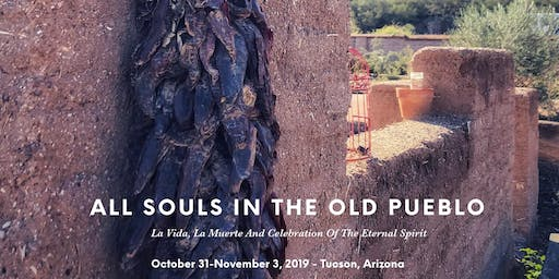 Fall Retreat to Bliss!  All Souls in The Old Pueblo of Tucson