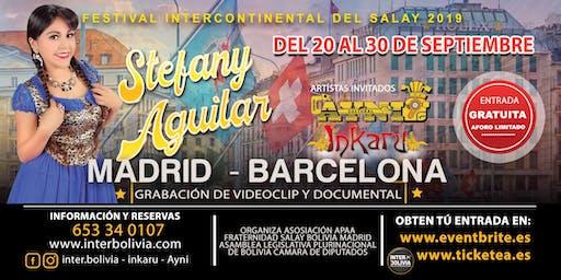 FESTIVAL INTERCONTIENTAL DEL SALAY 2019