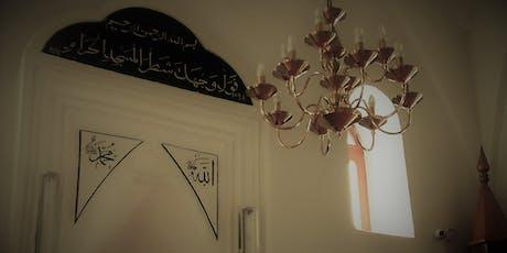 Qur'an-Arabisch anhand der ersten Verse von Surah Baqarah Tickets