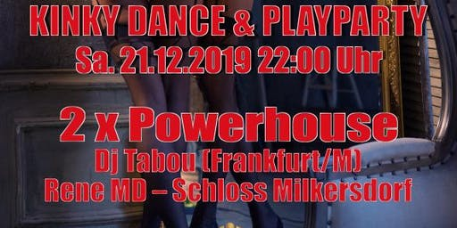 8 Sünden - Kinky Dance & Playparty