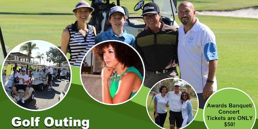 Annual Golf Outing, Concert & Awards Banquet
