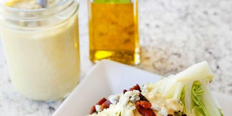 Cooking With Infused Olive Oil & Balsamic Vinegar Cooking Class tickets
