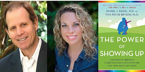 An Evening with Daniel Siegel and Tina Payne Bryson