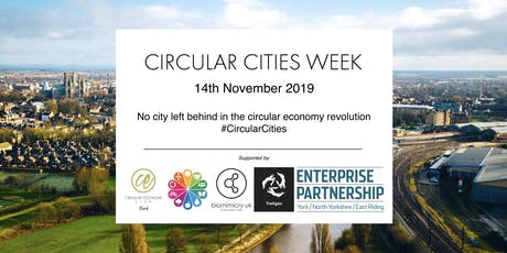 CEC YORKSHIRE Circular Economy Mapping Session tickets