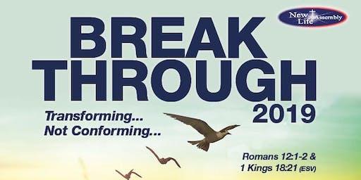 Break Through - Day 3
