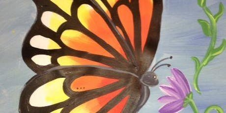Family Art Night: Butterfly  tickets