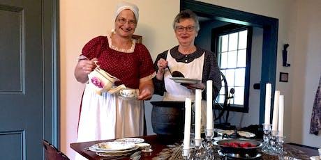 Historic Forks Progressive Dinner tickets