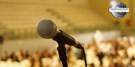 I segreti del Public Speaking biglietti