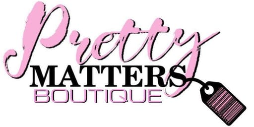 Pretty Fall Pop-Up Shop & Business Mixer