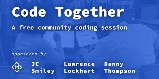 Code Together | North MS - A free community coding session