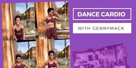 Get Fit with Gennymack: Dance Cardio! tickets