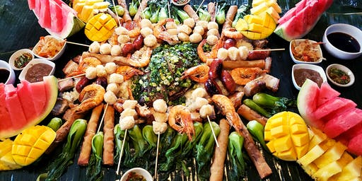 Kamayan Feast - a Filipino Dining Experience. (Very Limited Tickets)