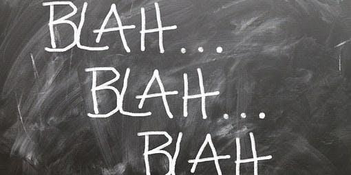 Paura di parlare in pubblico? Partecipa a Toastmasters: Public Speaking