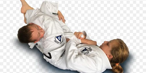 DMA youth jiu jitsu clinic