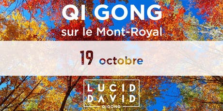 QIGONG SUR LE MONT-ROYAL tickets