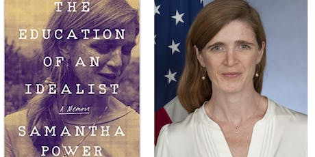Ambassador Samantha Power | Luncheon and Book Signing tickets