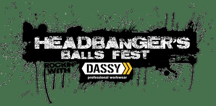 Afbeelding van Headbanger's  Balls Fest 2020 -> 2021 (postponed date due to Covid-19)