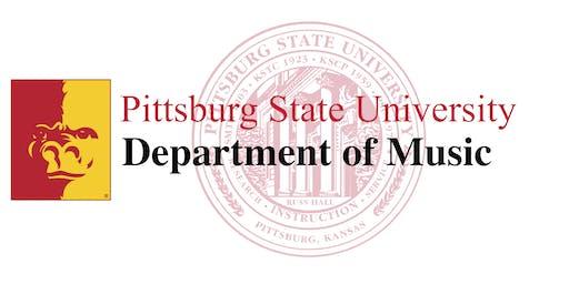 Pitt State Music Major Test Drive